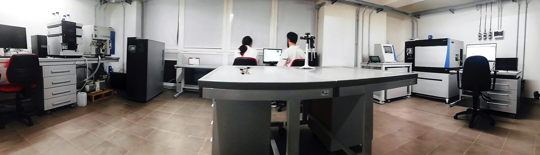 Piattaforma interdipartimentale di spettrometria di massa UNIMIB
